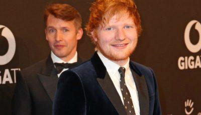 Ed Sheeran s-a căsătorit în secret!