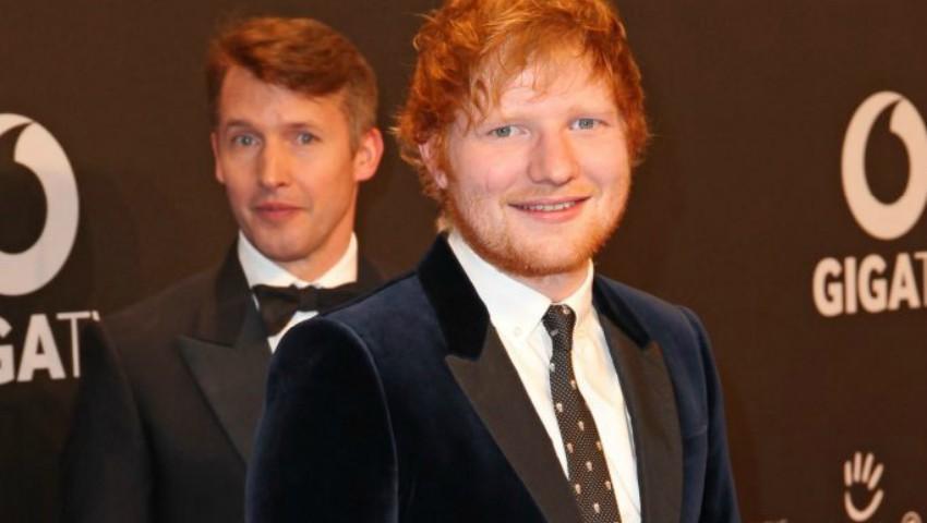 Foto: Ed Sheeran s-a căsătorit în secret!