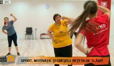 Svetlana Cveatcovscaia înregistrează rezultate tot mai bune la sala de SPORT!