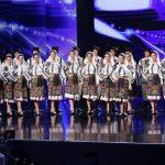 """Foto: Ansambul de Dansuri Populare ,,Joc"""" a ridicat sala în picioare la ,,Românii au Talent""""!"""