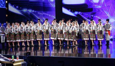 """Ansambul de Dansuri Populare ,,Joc"""" a ridicat sala în picioare la ,,Românii au Talent""""!"""
