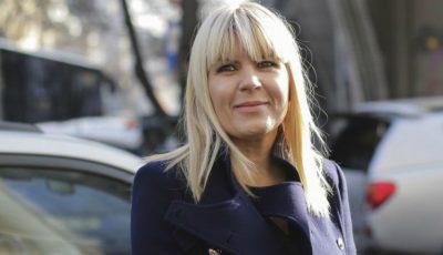 Elena Udrea a recunoscut că este însărcinată