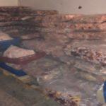 Foto: Revoltător! Patru tone de mezeluri din carne expirată urmau să ajungă în vânzare
