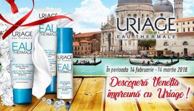 Descoperă Veneția împreună cu Uriage Eau Thermale!