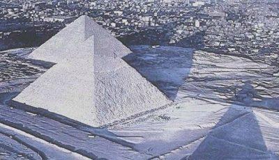 A nins în Egipt. Pentru prima dată în 112 ani!