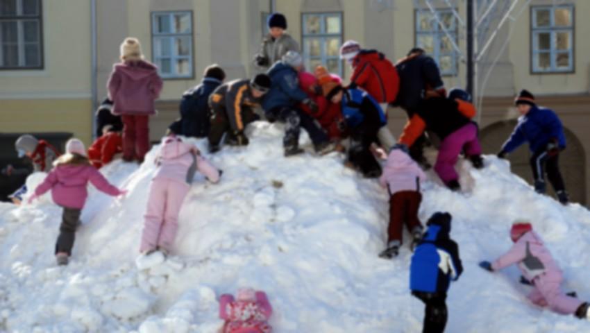 O fetiță de 3 ani a murit înghețată la o gradiniță, după ce educatoarea ar fi uitat-o afară