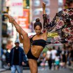 Foto: O balerină profesionistă și-a arătat celulita pe social media