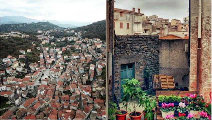 Foto: Într-o localitate din Italia poți cumpăra o casă cu doar 1 euro