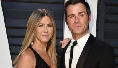 Jennifer Aniston și Justin Theroux s-au despărțit, după doi ani de căsătorie