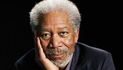 Mesajul lui Morgan Freeman care te va face să vezi viața cu alți ochi!
