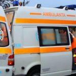 Foto: O fetiță de 7 ani a fost accidentată grav de către un minor aflat la volan