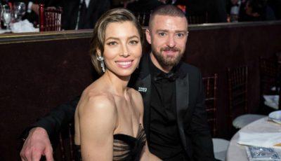 Jessica Biel apare pentru prima dată într-un videoclip al lui Justin Timberlake