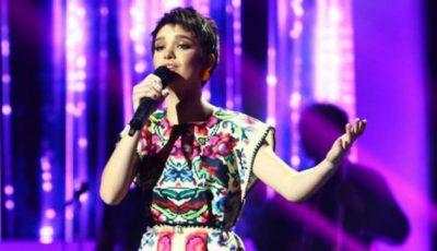 """Olga Verbițchi a câștigat marele trofeu la festivalul """"Sanremo Music Awards""""!"""