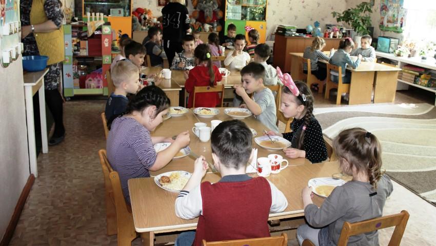 Foto: Meniuri unice pentru toții copiii de la grădinițe, indiferent de vârstă