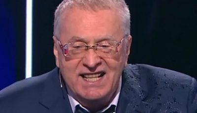 Dezbateri electorale fierbinți în Rusia. Vladimir Jirinovski a numit-o cu cuvinte necenzurate pe contracandidata sa, Ksenia Sobchak