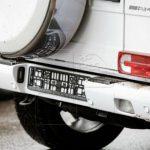 Foto: Plăcuțele de înmatriculare nu vor mai fi scoase de la mașinile parcate neregulamentar. Șoferii vor fi doar sancționați