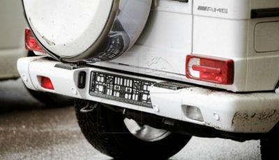 Plăcuțele de înmatriculare nu vor mai fi scoase de la mașinile parcate neregulamentar. Șoferii vor fi doar sancționați