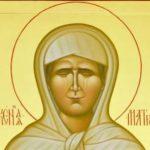 Foto: Icoana Sfintei Matrona de la Moscova, va fi adusă la Chișinău