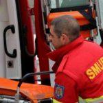 Foto: Intervenție SMURD la Edineț! Un bărbat a fost transportat de urgență în Capitală