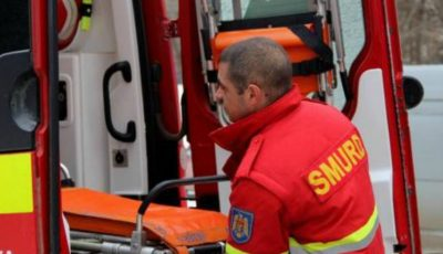 Intervenție SMURD la Edineț! Un bărbat a fost transportat de urgență în Capitală