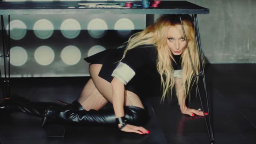 Foto: Kristina Orbakaite și-a scandalizat fanii cu noul său videoclip!