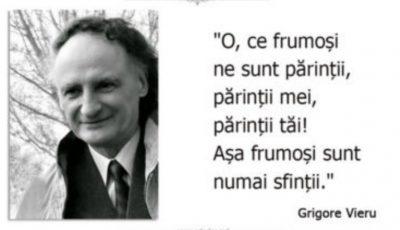 Astăzi, poetul Grigore Vieru ar fi împlinit 83 de ani!