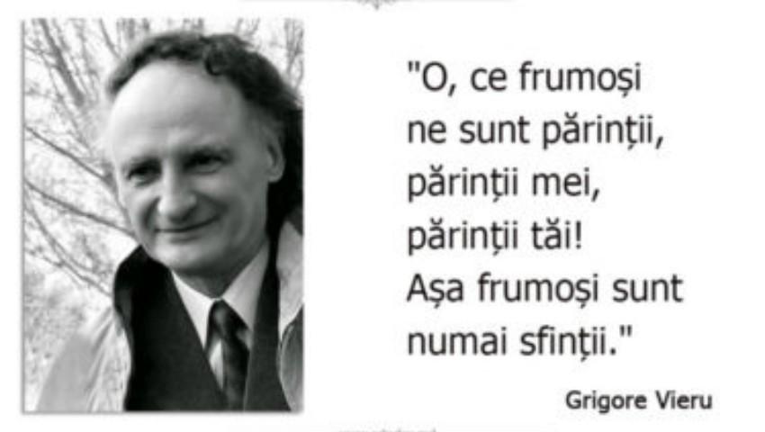 Foto: Astăzi, poetul Grigore Vieru ar fi împlinit 83 de ani!