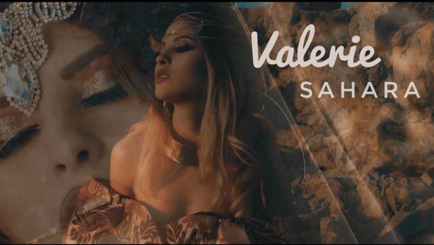 """Foto: Fiica Victoriei Lungu lansează primul ei single și videoclip """"Sahara"""""""