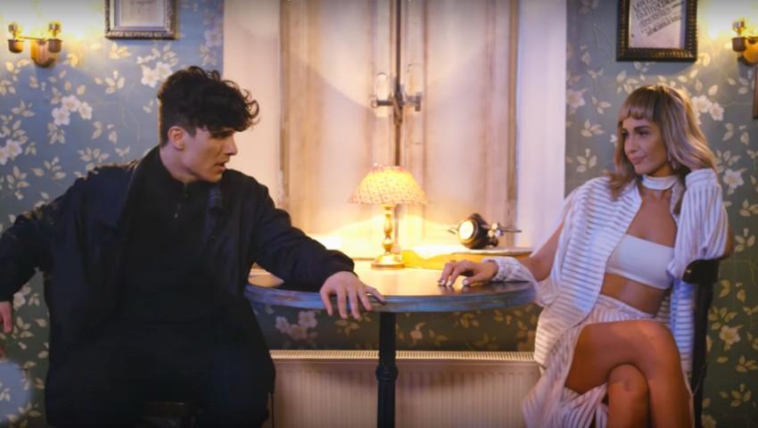 Foto: Video! Moldoveanul Mark Stam, într-un nou videoclip alături de Alina Eremia