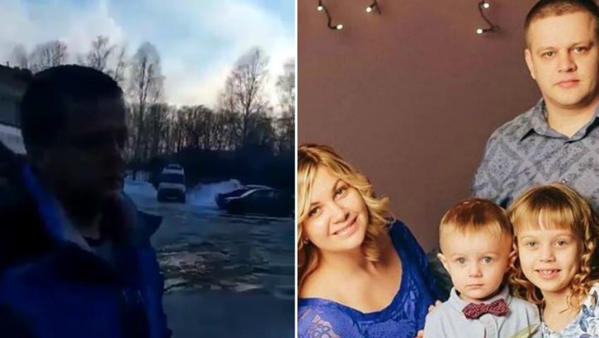 Foto: Video! Un bărbat care și-a pierdut sora, soția, dar și copiii, în incendiul din Kemerovo a făcut dezvăluiri șocante