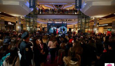 "Cele mai fashion ținute au adus primăvara la ""Mall of Fame""!"