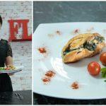 Foto: Află rețeta de piept umplut cu spanac și brânză de la Cristy Rouge
