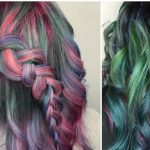 Foto: Tendințele primăverii: părul în culoarea plantelor suculente