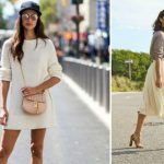 Foto: Cum să asortezi corect fusta sau rochia cu pantofii