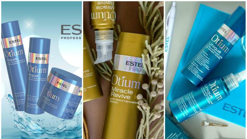 Secretele unui păr frumos și sănătos – produsele ESTEL Professional!