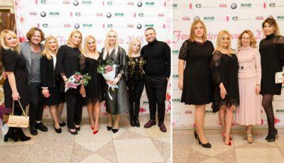 Femeia, eternă poveste! Revista Fashion VIP a premiat femeile celebre din țara noastră