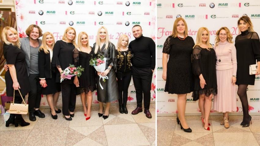 Foto: Femeia, eternă poveste! Revista Fashion VIP a premiat femeile celebre din țara noastră