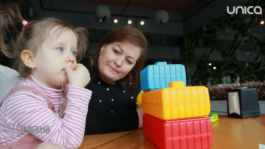 Foto: Mirela Covali, despre experiența unei nașteri premature