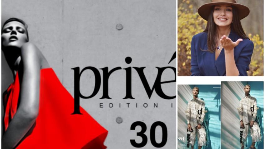 """Foto: """"Privé Fashion Events"""" și-a desemnat – Social Media Parteners"""