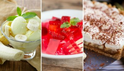 Dulciuri fără zahăr! Rețete rapide și sănătoase