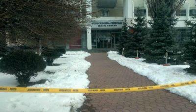 Alertă cu bombă în centrul Capitalei