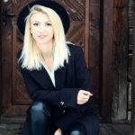 Foto: Andreea Bălan despre cea de-a doua sarcină