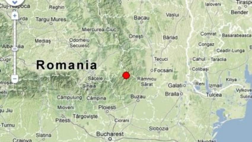 Foto: Un cutremur de mare adâncime produs în zona Vrancea, s-a resimțit și în Moldova