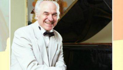 La mulți ani, Eugen Doga! Compozitorul împlinește astăzi 83 de ani