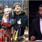 Foto: Zdob și Zdub, Loredana și rapperul Ligalize au fost invitații emisiunii lui Ivan Urgant!