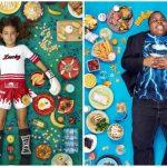 Foto: Ce include meniul copiilor în diferite țări ale lumii? Vezi proiectul fotografului Gregg Sigal
