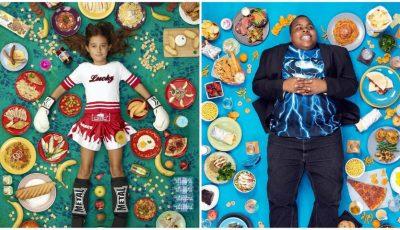 Ce include meniul copiilor în diferite țări ale lumii? Vezi proiectul fotografului Gregg Sigal