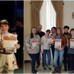 """Foto: Piesa """"Mărțișor"""" a câștigat marele premiu la concursul internațional """"Viva Italia-2018"""""""