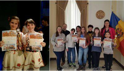 """Piesa """"Mărțișor"""" a câștigat marele premiu la concursul internațional """"Viva Italia-2018"""""""