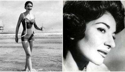 Maria Callas, celebra soprană care a ținut una dintre cele mai periculoase metode de slăbire din istorie!